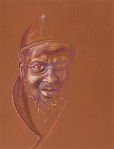 PORTRAIT OF THELONIOUS SPHERE MONK 1997