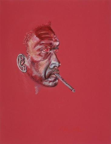 PORTRAIT OF JOHN COLTRANE 1982