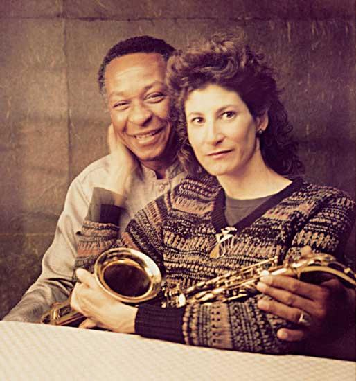 Rosalinda Kolb & Frank Morgan